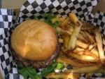 Scratch Burger